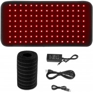 SkinAngel Red Light Therapy Led Benefits Back Pain Relief Home Heals for Injury Arthritis Feet Joints Muscle Knee Elbow